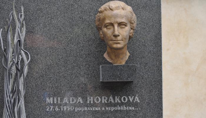 Milada Horáková a politický monstrproces