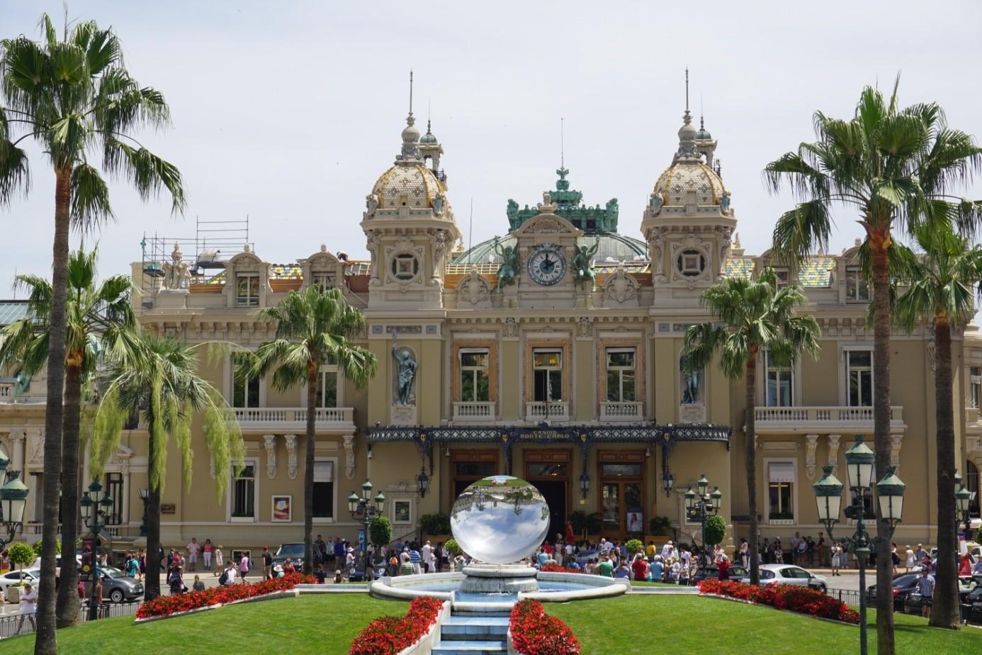 Monako - Malý daňový ráj