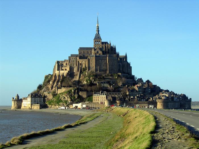 Magický Mont Saint Michel