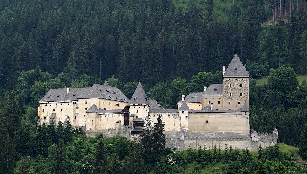 Moosham – nejstrašidelnější hrad Evropy