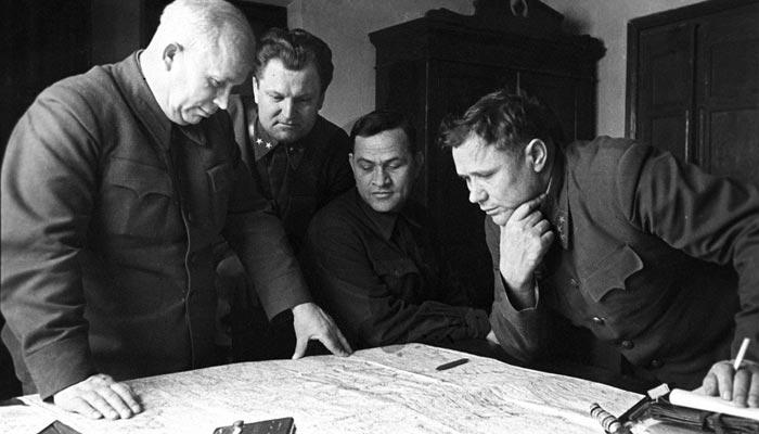 Stalinův nástupce Nikita Chruščov