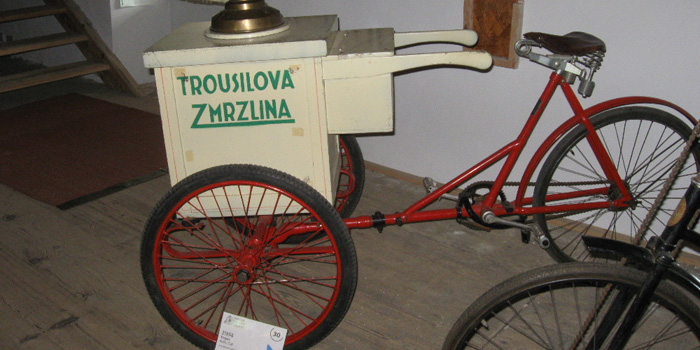 Nové Hrady cyklistika