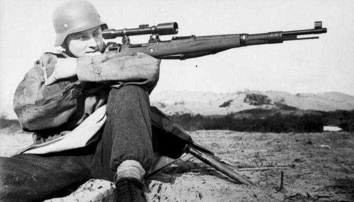 Nejlepší snipeři druhé světové války