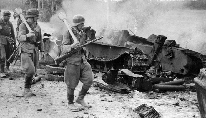 Pěst na tanky – Panzerfaust