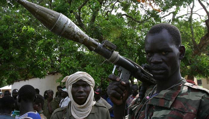 Povstalci v Sieře Leone byli i kanibalové