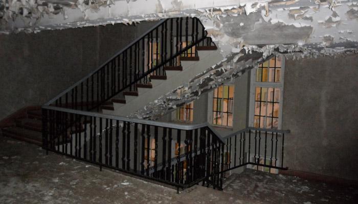 Obří nacistický hotelový komplex Prora chátrá