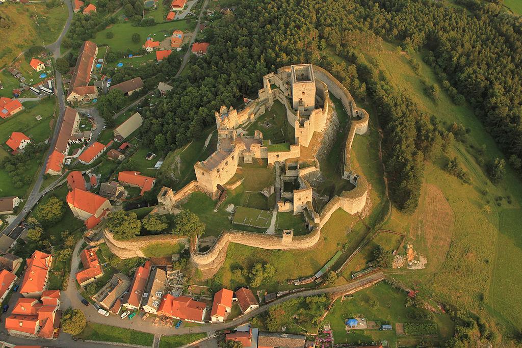 Rabí – hrad, u kterého přišel Jan Žižka o druhé oko