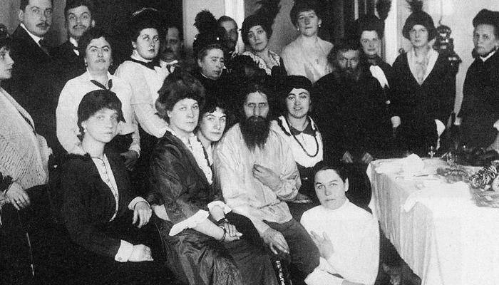 Tajuplný šaman Rasputin