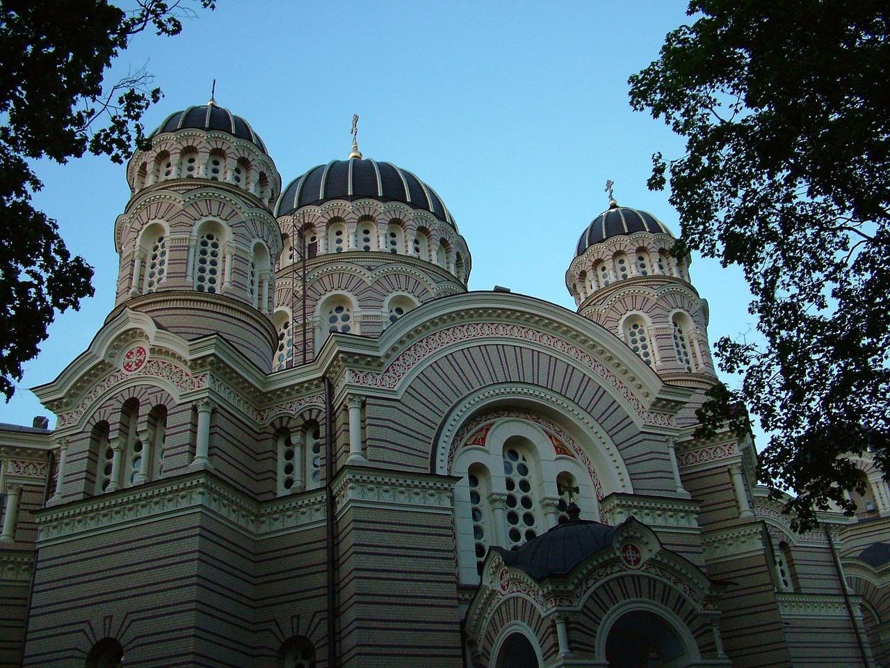 Riga – město zapsané na seznamu UNESCO