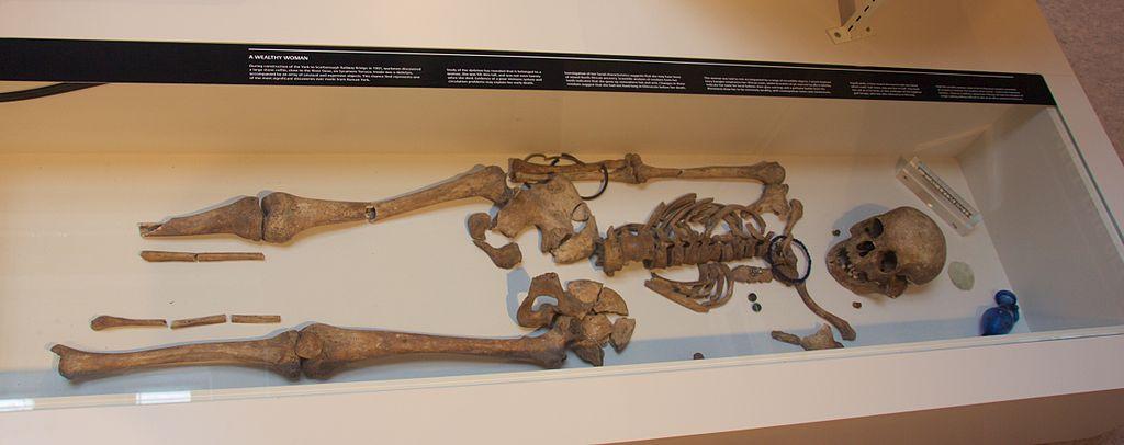 Kdo byli bezhlaví Římané z hrobu v Yorku?