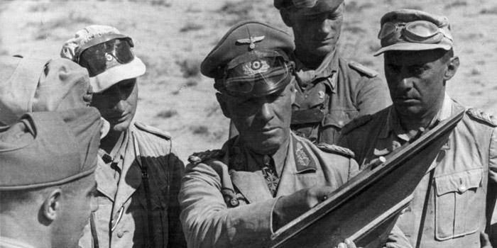 Pouštní liška Erwin Rommel