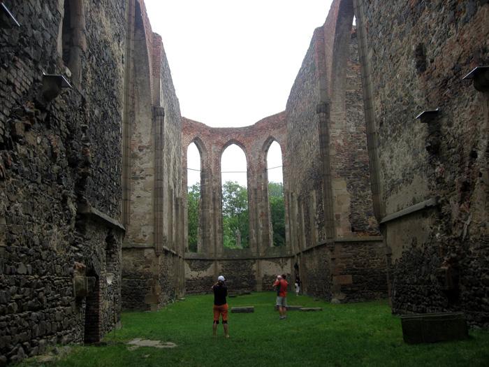 Energií nabitý klášter Rosa coeli v Dolních Kounicích