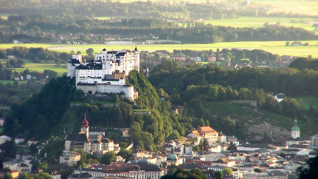 Salcburk – Mozartovo rodiště na seznamu UNESCO