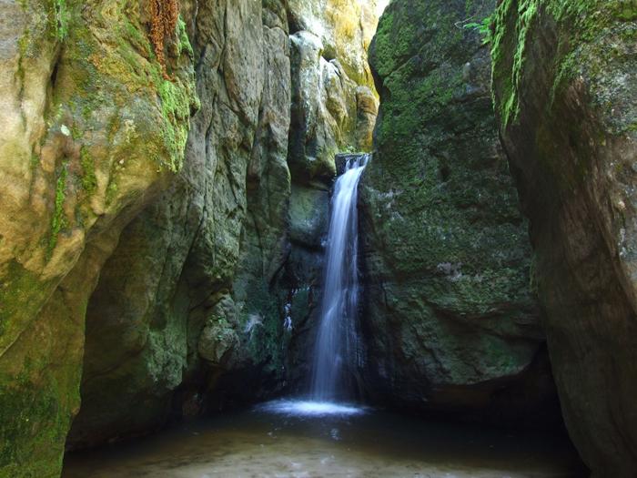 Fascinující Adršpašsko-Teplické skály
