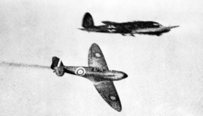 Spitfire – legenda bitvy o Británii