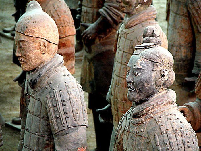 Terakotová armáda – osmý div světa