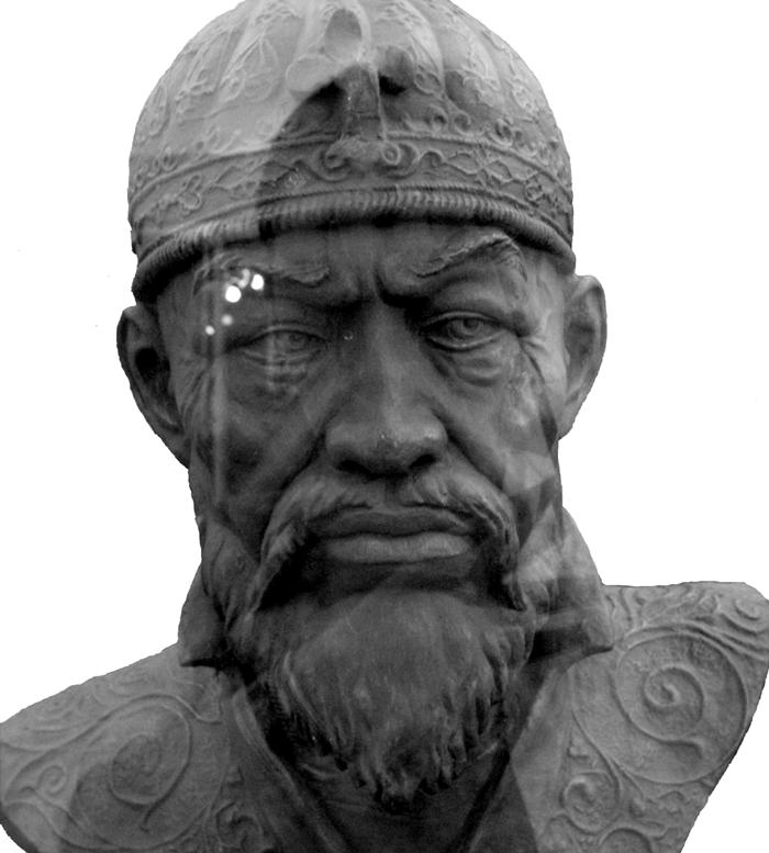 Krvavý vládce Timur Lenk