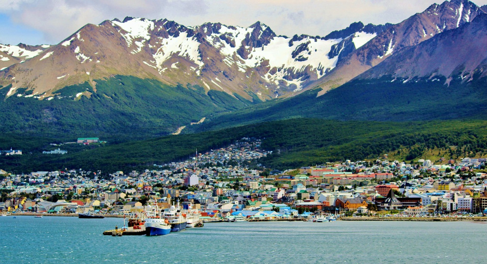 Ushuaia - tam na konci světa
