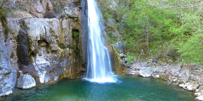 Příjemné údolí Valle di Ledro