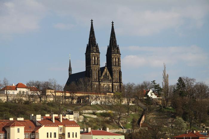 Vyšehrad – sídlo českých knížat