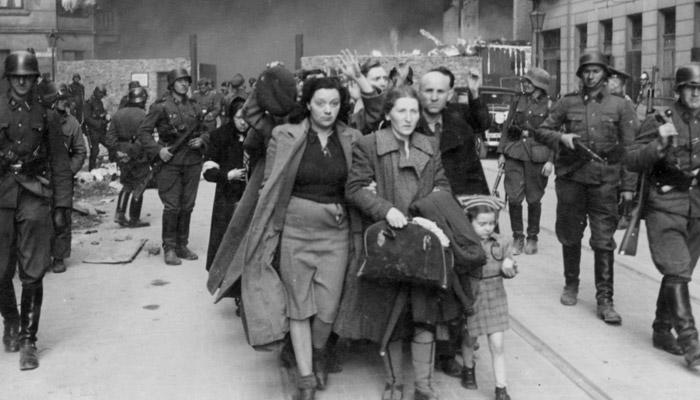 Vzpoura ve Varšavském ghettu