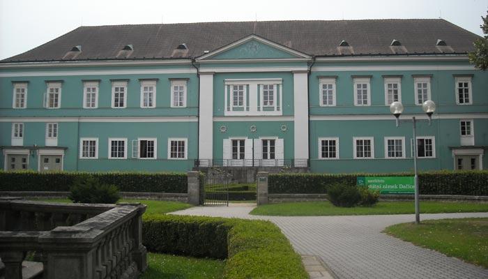 Nový zámek v Dačicích
