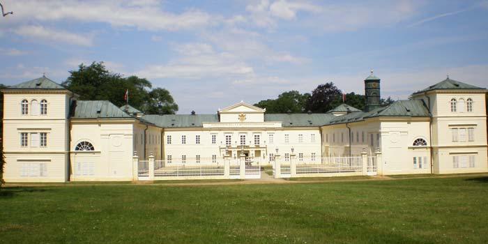 Na zámku Kynžvart lze vidět mumie